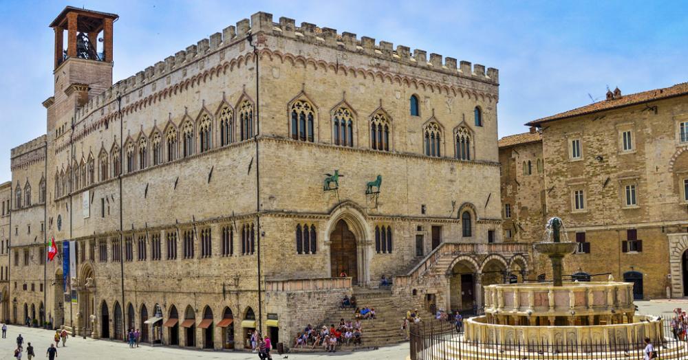 Parcheggio al Galleria nazionale dell Umbria - Perugia ...