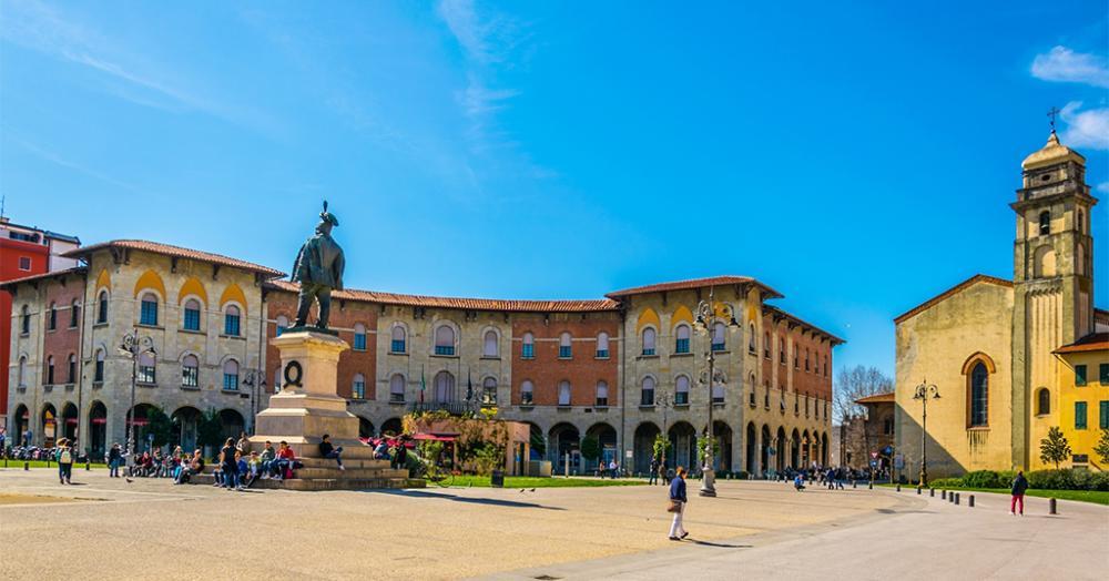 Parcheggio al Piazza Vittorio Emanuele II - Pisa - Saba Parkings ...