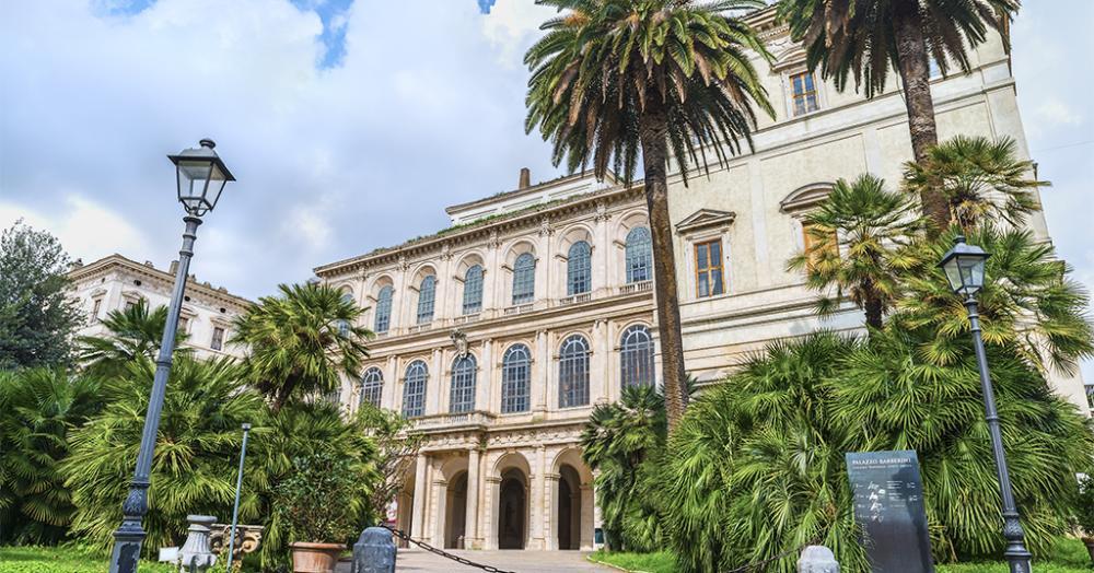 Parcheggio Al Palazzo Barberini Roma Saba Parkings Www